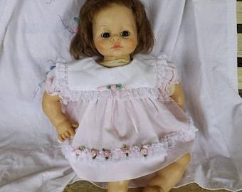 Vintage Madame Alexander Baby Doll 1966