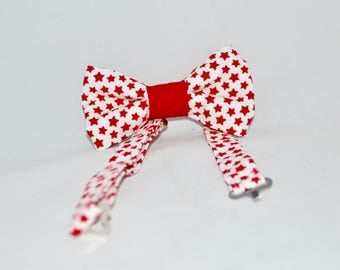 Red Star Bow Tie Boys