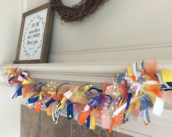Finding Dory Party - Finding Dory Baby Shower - Finding Nemo Party Decor  - Finding Dory Garland - Finding Dory Birthday