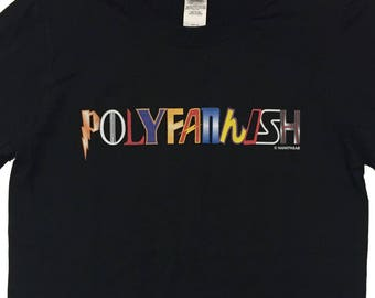 Polyfannish Geek T-Shirt