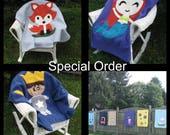 Speical Order for Jennifer Kramer ONLY
