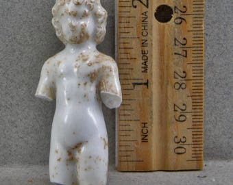Antique German Doll Body Excavated for Altered Art Doll Making