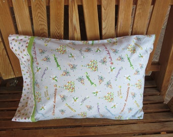 Pillowcase - Young Women Themed Pillowcase / Missionary Gift/ LDS Gift - Can Be Shipped To MTC
