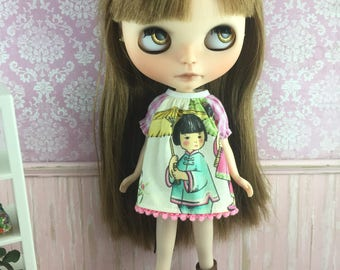 Blythe Smock Dress - China Girl