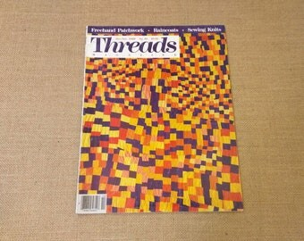 Threads Magazine October November 1988 Back Issue Number 19