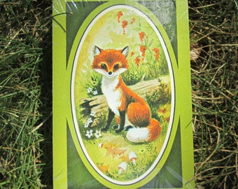 Vintage FOX Deck Playing Cards Stardust Unopened