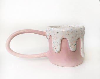 Melting Ice Cream Mug