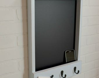 Cline Farmhouse Chalkboard with a Distressed or Solid Finish