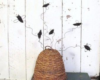 Wire Art Bee