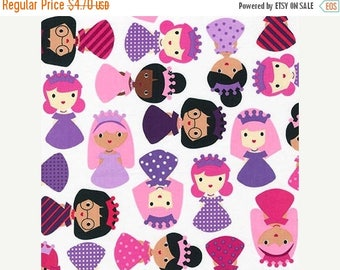 ON SALE Girl Friends, Ann Kelle, Robert Kaufman Fabrics, 1/2 yard