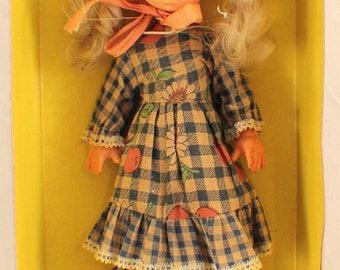 Vintage Katherine Doll new in original box marked Hong Kong
