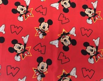 Kids School Pencil Box Case Mickey Mouse