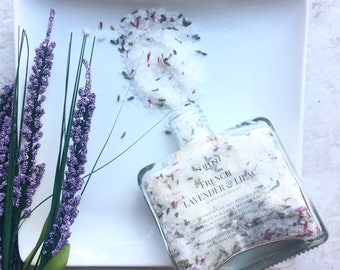 Mineral Rich Bath Salts-Lavender