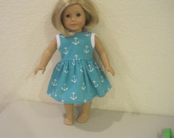 """18"""" doll dress to fit American Girl Dolls"""