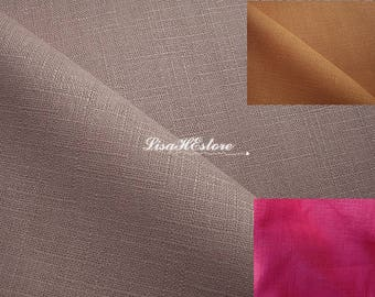 One solid color, dobby woven, 1/2 yard, pure cotton fabric