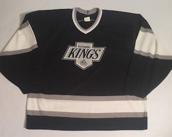 Vintage Los Angeles Kings CCM Hockey Jersey