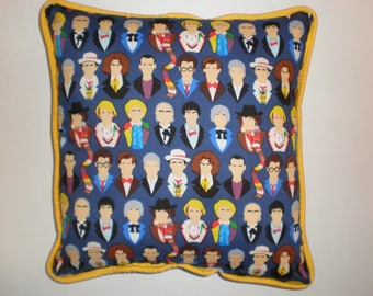 Doctor Who Pillows