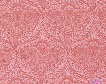 189000737 - Tula Pink Eden Deity Orchid Elephant Cotton Fabric By The Yard