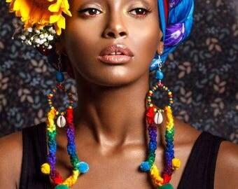 Guadeloupe Earrings