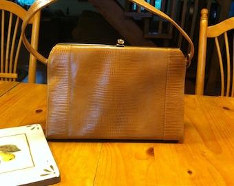 Frenchy of California Vintage Designer Handbag