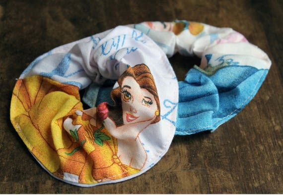 Disney Princess Hair Scrunchies SET