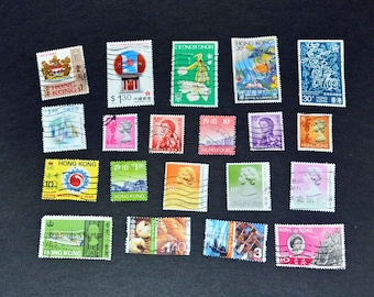 Hong kong 60 stamps