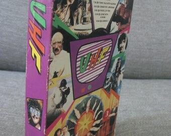 Vintage UHF Weird Al VHS