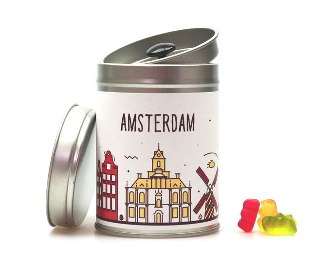 AMSTERDAM SKYLINE Gift Box