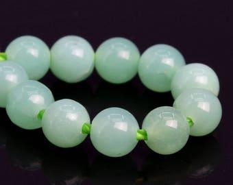"2MM Chrysotine Beads Grade AAA Genuine Natural Gemstone Half Strand Round Loose Beads 3.75"" BULK LOT 1,3,5,10 and 50 (102280hf-492)"