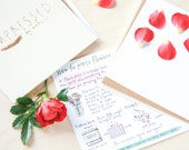 Travel Size Flower Press Kit (Qty 15)