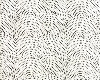 Moda - Catnip by Gingiber - Spinning Wheel - White