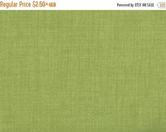 ON SALE Sage Green Fabric, Weave by Moda Fabrics, Sage, Green Fabric, 05015