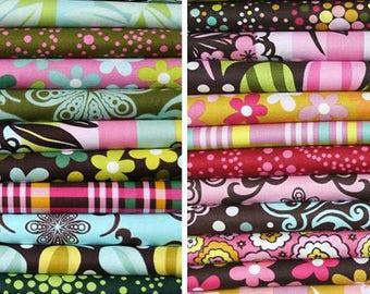 Custom Listing for Tanya - Assorted Fabrics