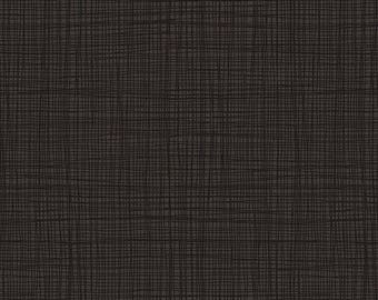 Linea - Linea in Ebony - Makower UK for Andover Fabrics - TP-1525-X - 1/2 yd