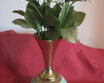 Delft Bud Vase