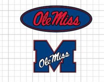 Ole Miss~ Rebels ~ Yeti~ Sorority~ Decal ~ Mississippi
