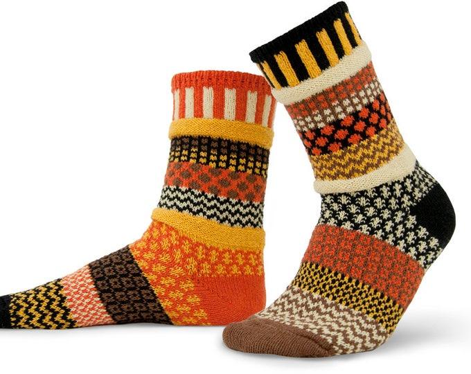 Solmate Socks - Scarecrow Crew