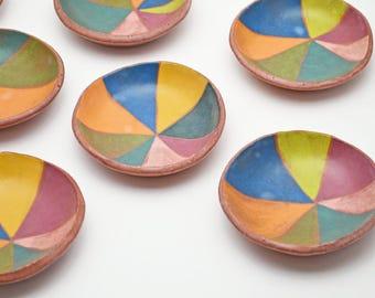 Jewellery Bowl - Ceramic Bowl - Pottery bowl - Condiment Bowl