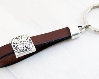 Celtic Keychain, Irish gift, Celtic lover gifts,  keychain for men, keychain for women,