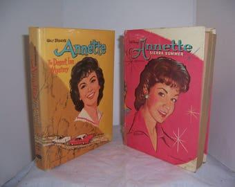 ANNETTE  BOOKS 2