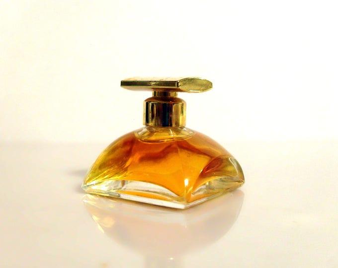 Vintage 1990s Spellbound by Estee Lauder 0.12 oz Parfum Splash Miniature Perfume Bottle #2