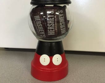 Mickey Mouse Candy Jar