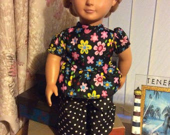 "18/19"" dolls trousers and shirt  (our Generation or American doll)"