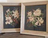Reserved - Vintage 1940's Turner Floral Prints