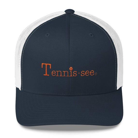 Tennis.see® Tennessee Tennis Trucker Cap