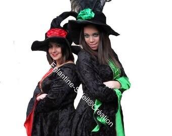 Tunic Medieval Gothic vampire custom