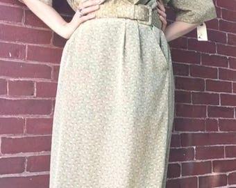 80s liz claiborne dress
