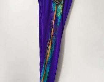 vintage nike international leggings women's size medium deadstock NWT 90s made in USA
