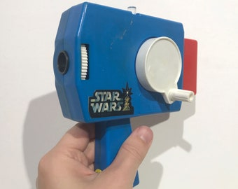 True Vintage STAR WARS Movie Viewer: Destroy Death Star 1977 Kenner
