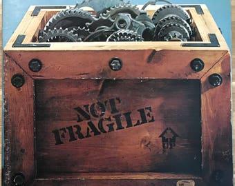 Bachman - Turner Overdrive - Not Fragile - SRM-1-1004 Vinyl Record LP Album...FREE shipping !!!